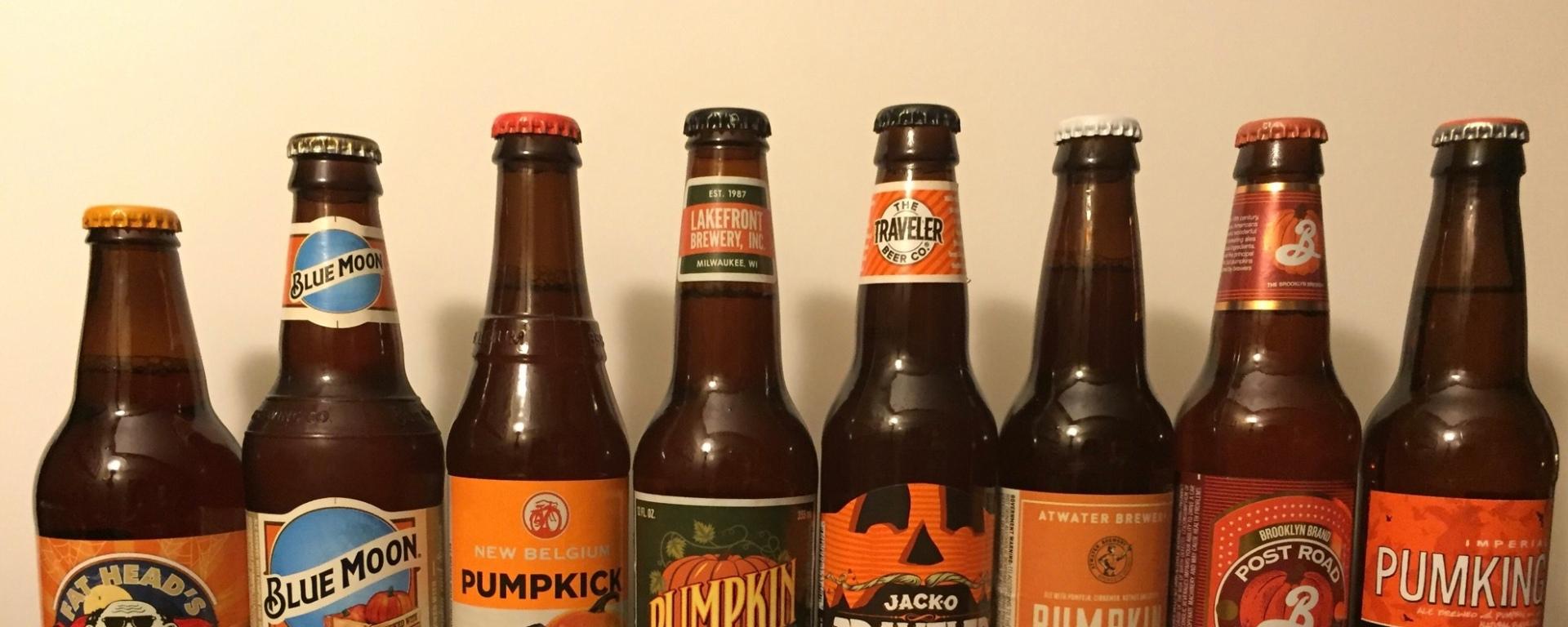 Pick a Pumpkin: Brew Review – pittstop blog